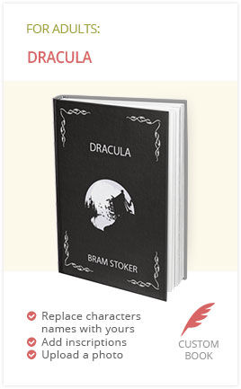 Dracula Book for Adults