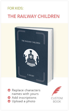 The Railway Children Book for Kids