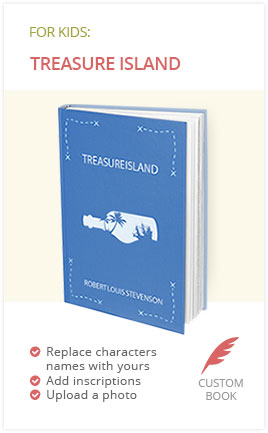 Treasure Island Book for Kids
